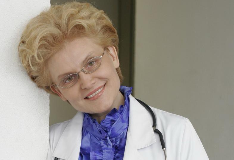 Ответ Елены Малышевой на вопрос о миопатии