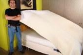 В Чили изобрели самозастилающуюся кровать