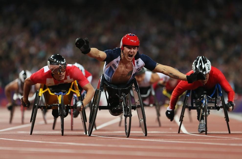 Паралимпийские игры: История, развитие, герои...