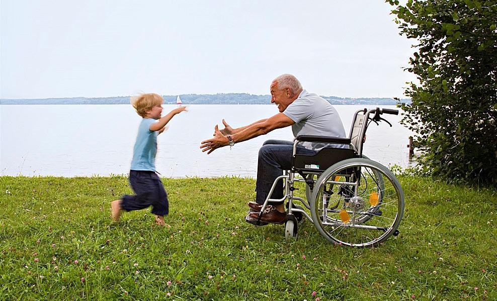 Обзор: Права инвалидов. А как за границей?