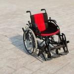 Гради-Стандарт: инвалидная коляска-ступенькоход