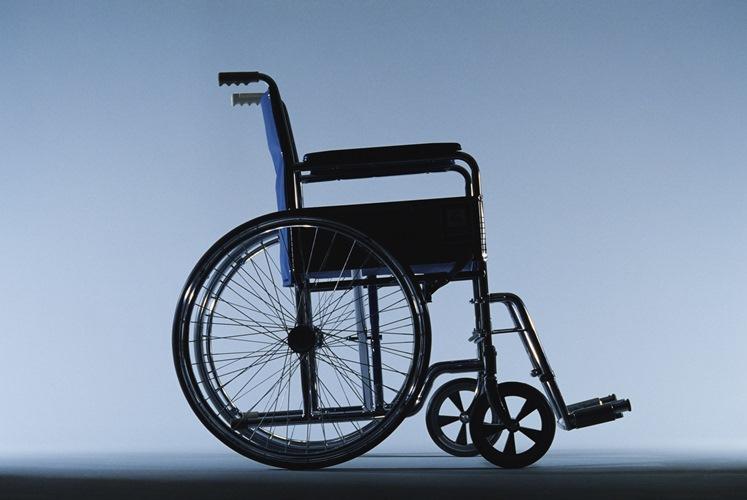 Коляски для инвалидов своими руками