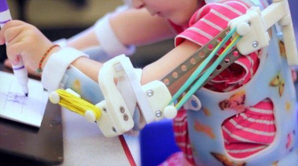 Экзоскелет для детей-инвалидов