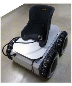 Всенаправленная инвалидная коляска