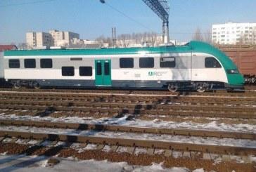 Польский дизель — поезд с кондиционерами и туалетом для инвалидов прибыл в Беларусь