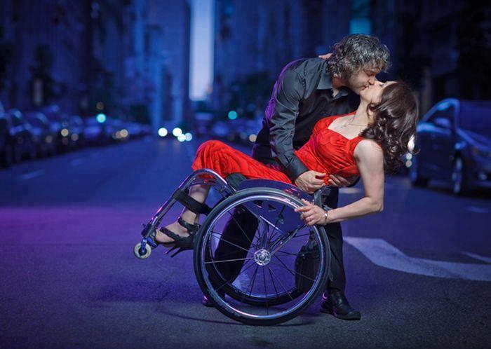 Жизнь инвалидов секс фото