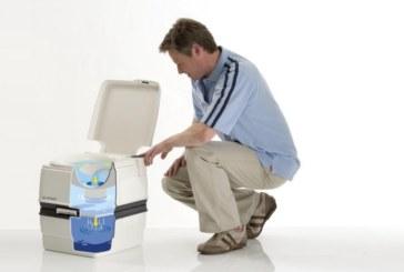 Как выбрать биотуалет