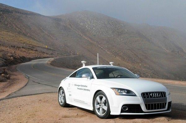Беспилотники Audi разработает бывший разработчик ...из Tesla