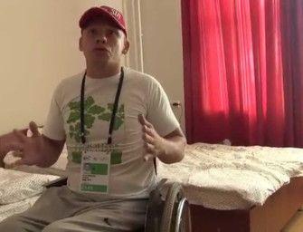 Зэк, инвалид, бомж, чемпион России: история человека переломившего судьбу