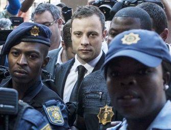 Оскар Писториус признан виновным в причинении смерти по неосторожности