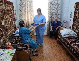 Дома-интернаты для престарелых и инвалидов внедряют новые услуги