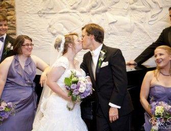 Стейси и Ян: Синдром Дауна и Счастливая свадьба