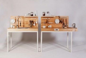 Мини — кухня Chop-Chop: Компактная кухня для инвалидов и пожилых людей