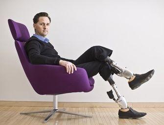 Хью Герр: Человек, который потерял ноги, но не разучился идти в ногу со временем
