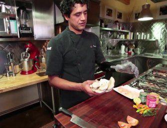 Эдуардо Гарсия: Бионический шеф-повар