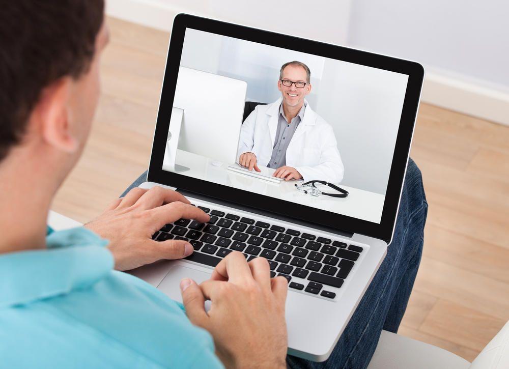 поиск дерматолога через интернет