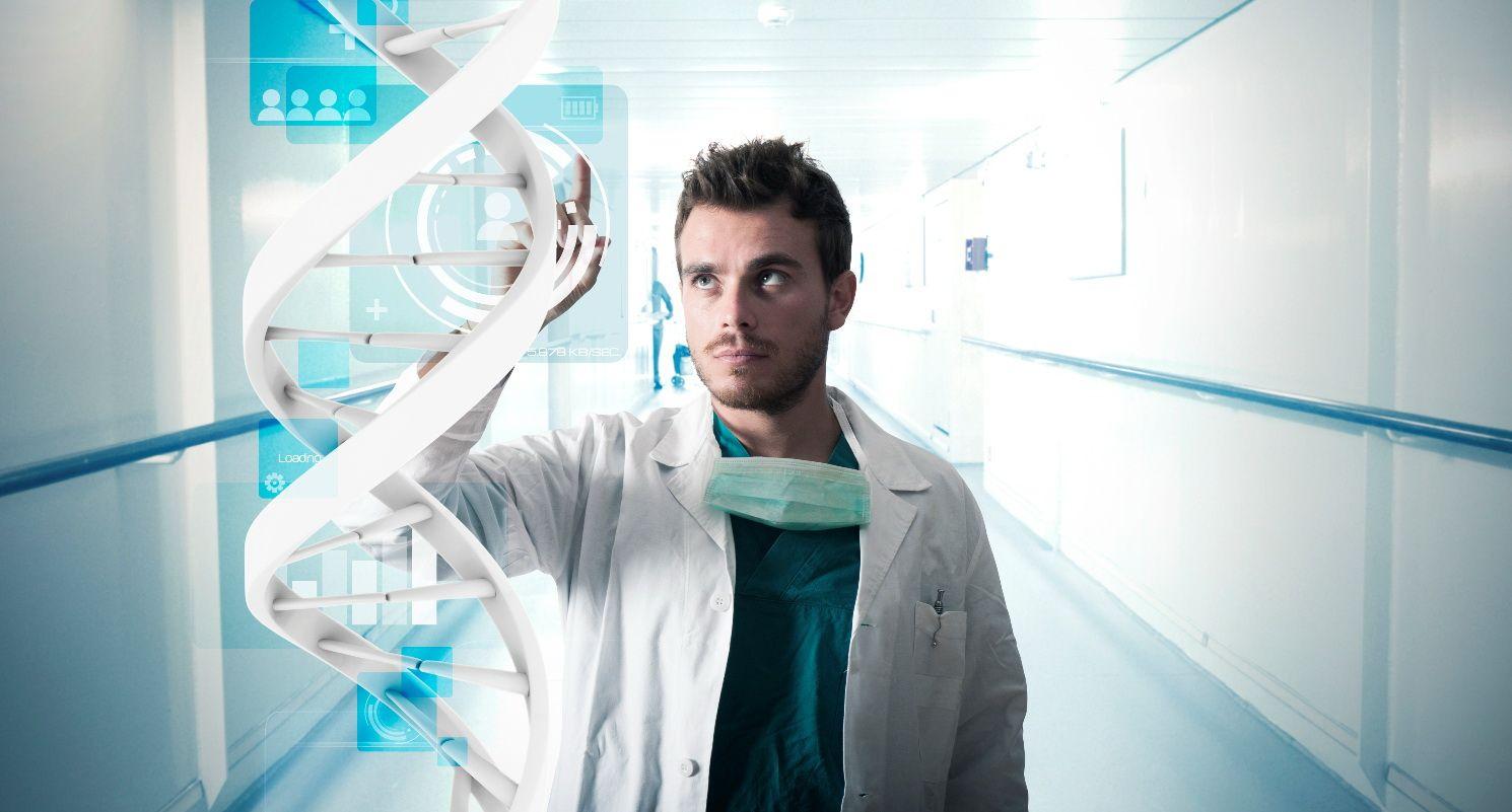 Нас ожидает революция в области генной терапии