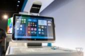 HP представила настольный компьютер без мыши и клавиатуры
