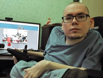 Сергей Ярков: Дон Кихот на коляске