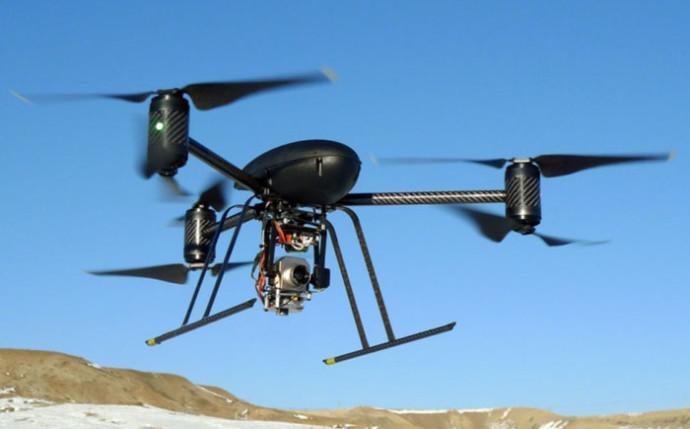 Миниатюрные дроны