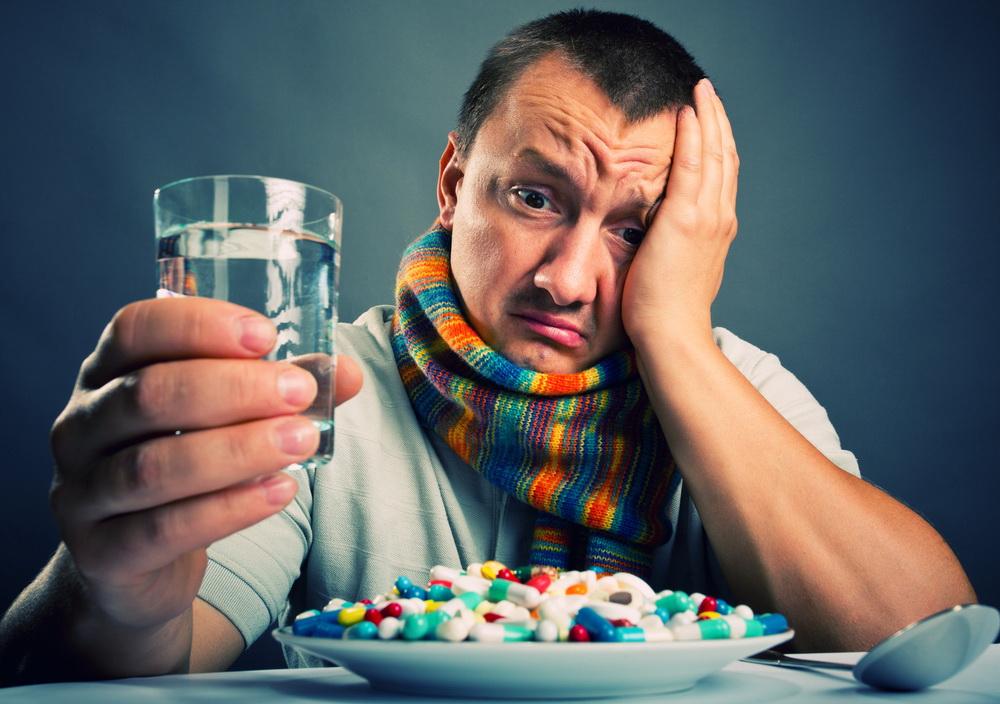 Грипп: профилактика, симптомы, лечение
