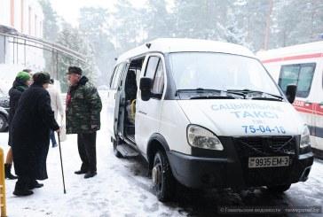 Инвалиды смогут бесплатно воспользоваться социальным такси, чтобы посетить кладбище или попасть в театр