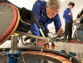 МАШЭКОТЕХПРОМ: Ремонтируем инвалидные коляски