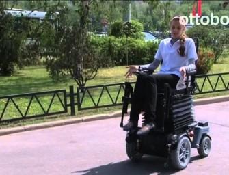 Электроколяски. Обзор кресел-колясок ОТТО БОКК с электроприводом