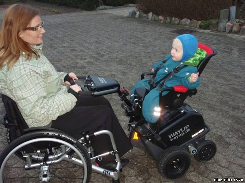 Мамы с инвалидностью