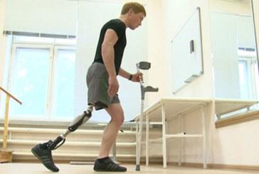 Евгений Смирнов: Брэйк-данс на протезе