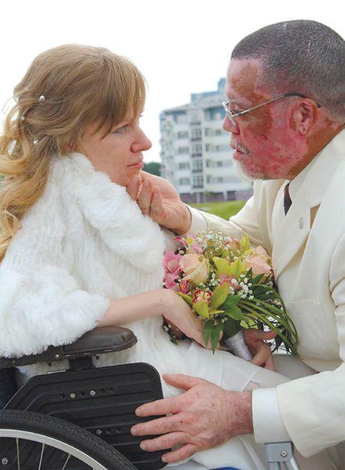 Свадьбу влюбленные сыграли три года назад, и с тех пор Шайло живет в Беларуси, ожидая, пока Светлане дадут гражданство США. Фото: личный архив