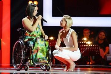 Девушка с инвалидностью из Тольятти выступила на шоу «Голос»