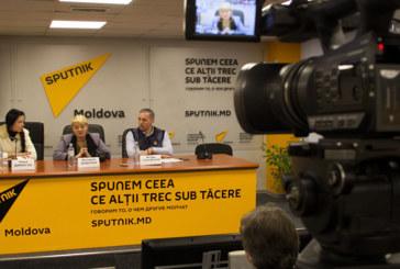 Молдова: Пресс-конференция в помощь больным мышечной дистрофией Дюшена