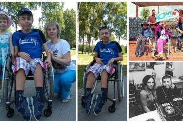 Ольга Быкова, мама тяжелобольного ребенка: «Мало ли что говорят? Мы будем жить»