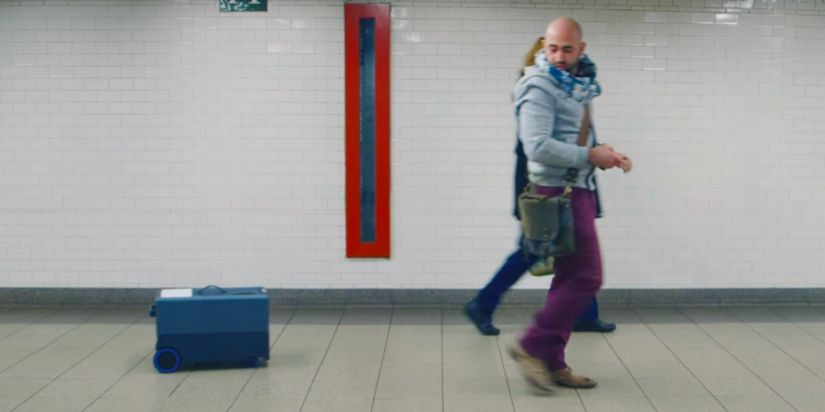 this-smart-suitcase-literally-follows-you-around-so-youll-never-have-to-drag-or-carry-a-bag-again