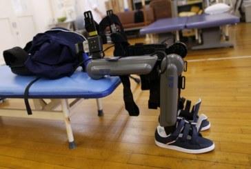 В Нижнем Новгороде начались испытания российского экзоскелета для инвалидов