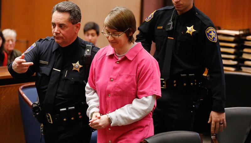 Анна Стабблфилд в суде, 15 января 2016 года  Фото: Robert Sciarrino / Star Ledger / Corbis / Vida Press