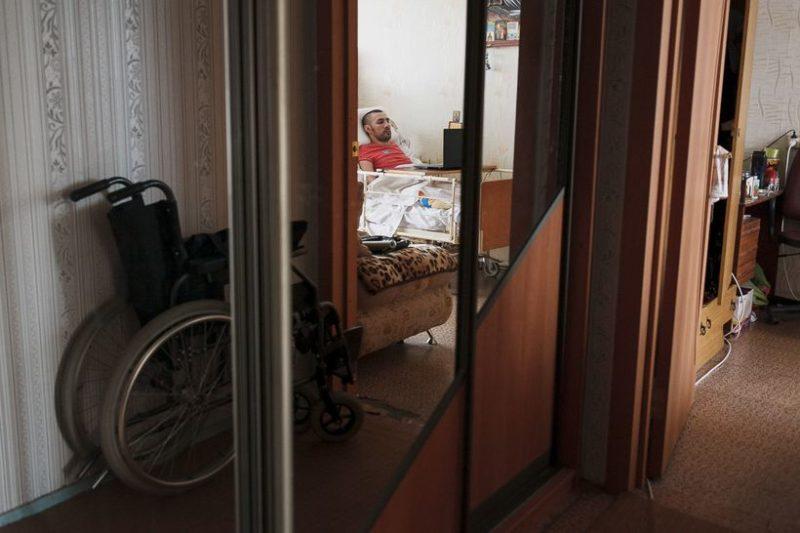 В квартире семьи Неверко.Фото: Ольга Шукайло, Имена.