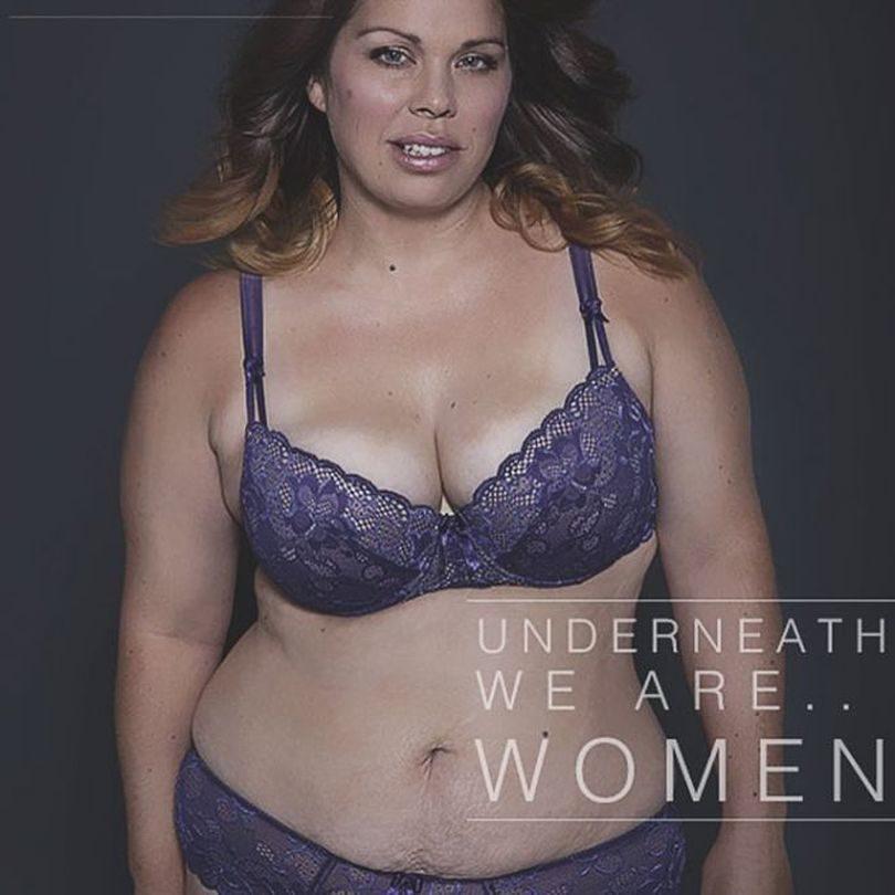 Под этим мы... женщины