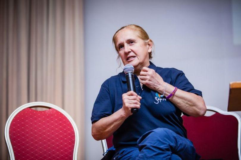 Доктор Кьяра Мастелла. Фото Ефима Эрихмана