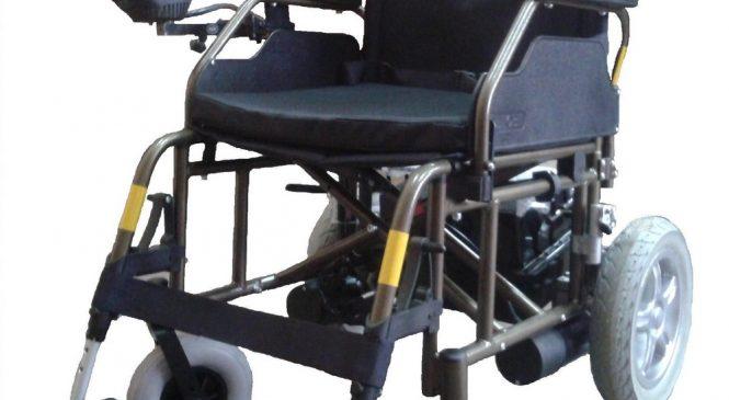 В Беларуси приступили к выпуску кресел-колясок нового поколения