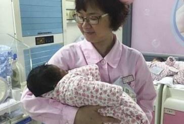 Китаянка родила ребенка из эмбриона, замороженного 16 лет назад