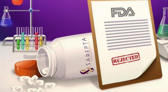 Sarepta продаст право быстрого рассмотрения заявки на лекарство