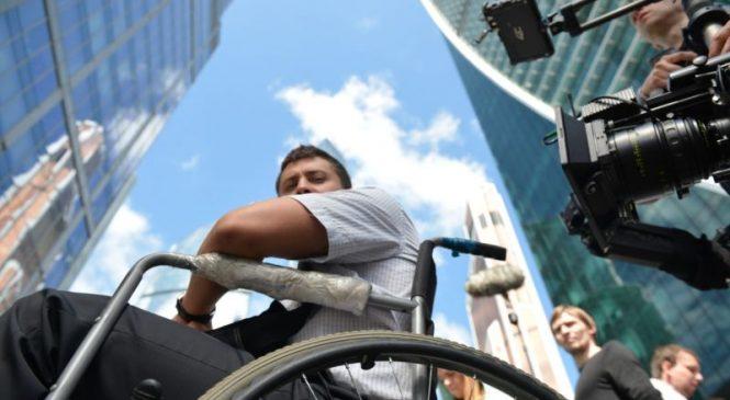 «Любовь с ограничениями»: НТВ покажет фильм о жизни инвалидов в мегаполисе