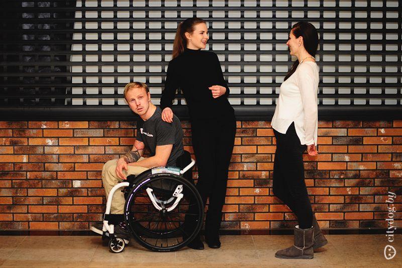 Сексуальные отношения с инвалидом колясочником