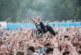 Парень на коляске, которого подняли над толпой на «Рок за Бобров»: «Я такого вообще не ожидал!»