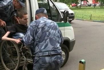Время покажет: Инвалид в тюрьме
