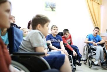 В Перми появился лагерь для детей с мышечной дистрофией