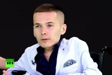 «Меня ждала мучительная смерть в тюрьме»: осуждённый за разбой инвалид-колясочник Антон Мамаев дал интервью RT