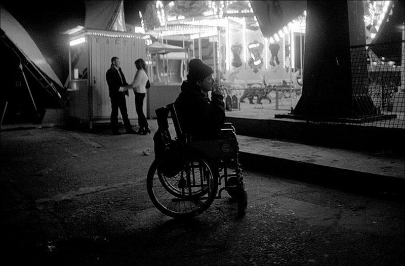 Когда у инвалидов заканчиваются силы